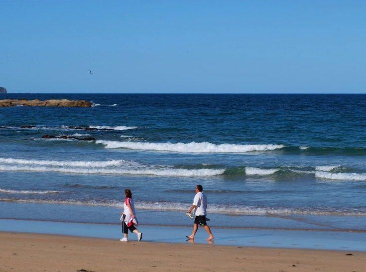 Surf Beach, Batemans Bay.