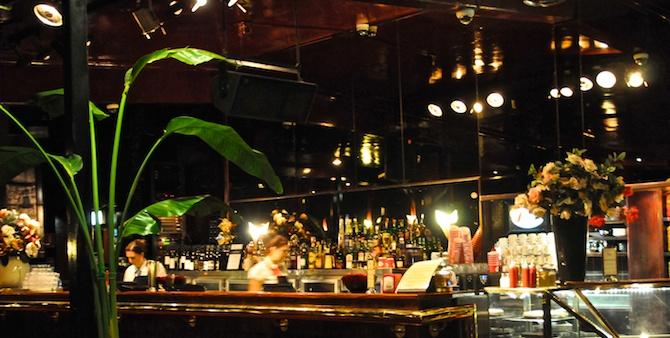 Tilley's bar