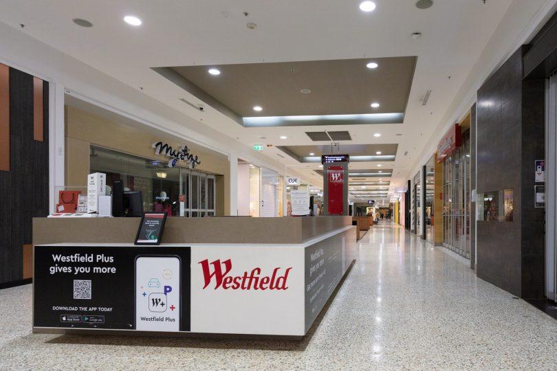 Westfield Woden