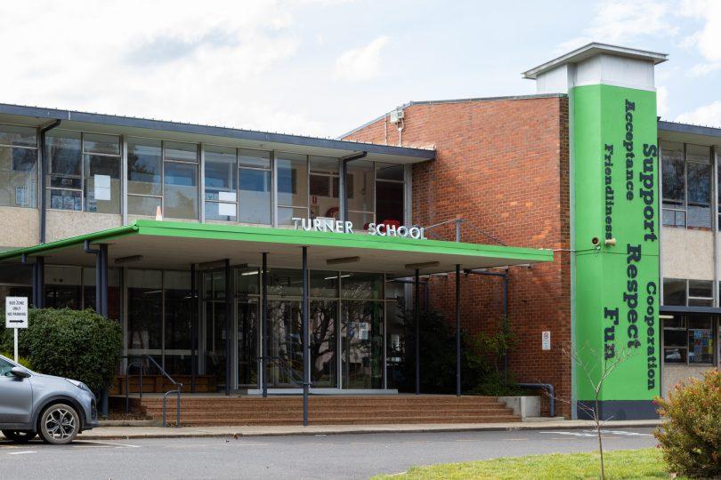 Turner Primary School.