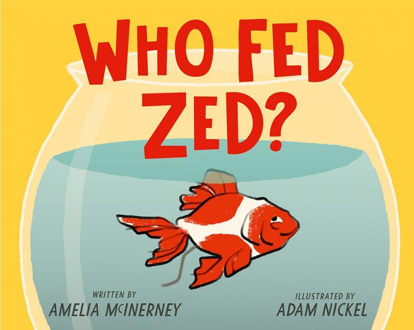 Amelia McInerney Who Fed Zed