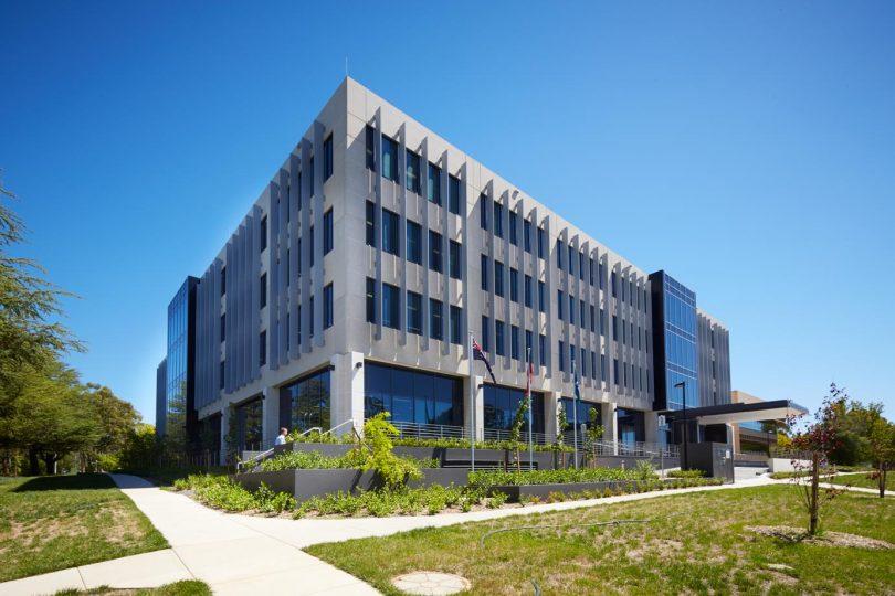 Doris Blackburn Building, Forrest