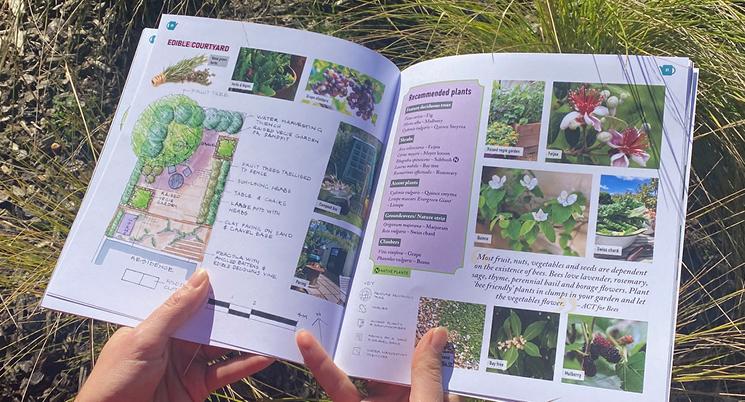 Climate wise garden design booklet