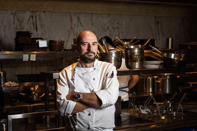Culinary Director Corey Costelloe