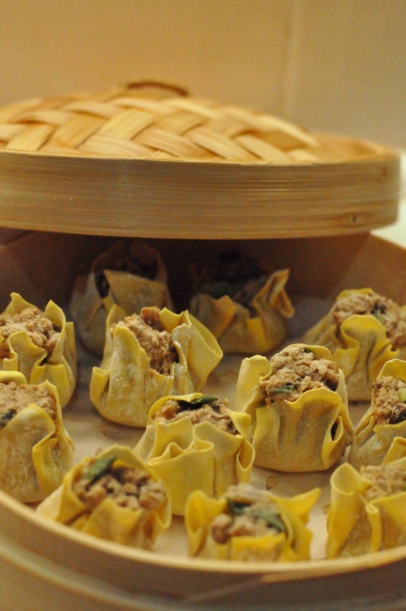 Pork Shumai dumplings