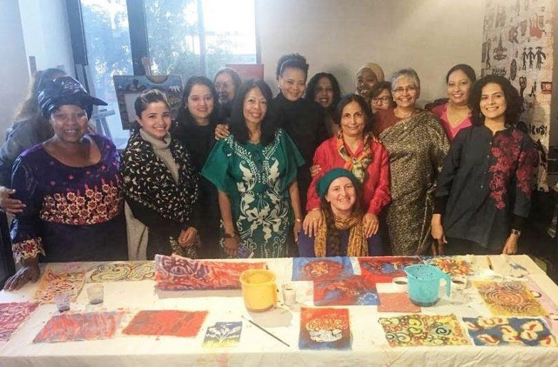 The Migrant Women's Art Group