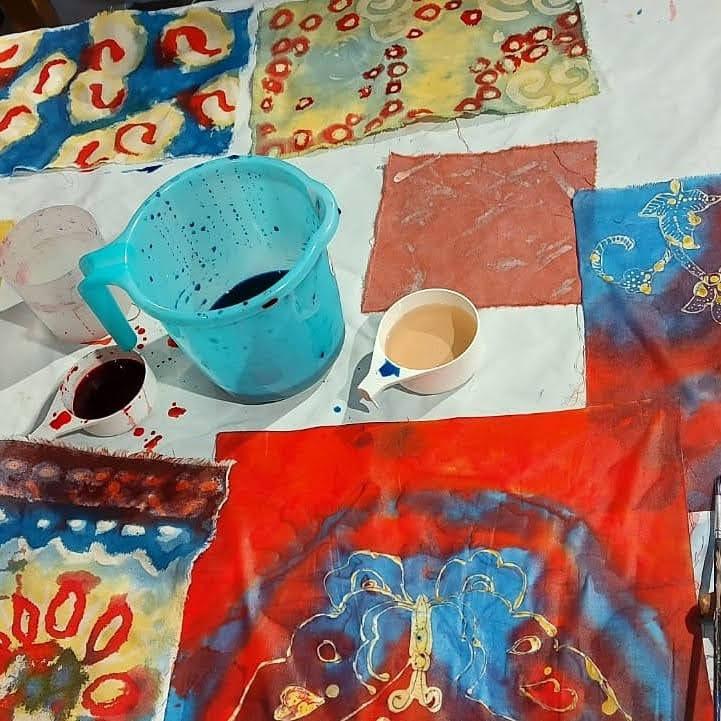 Batik session