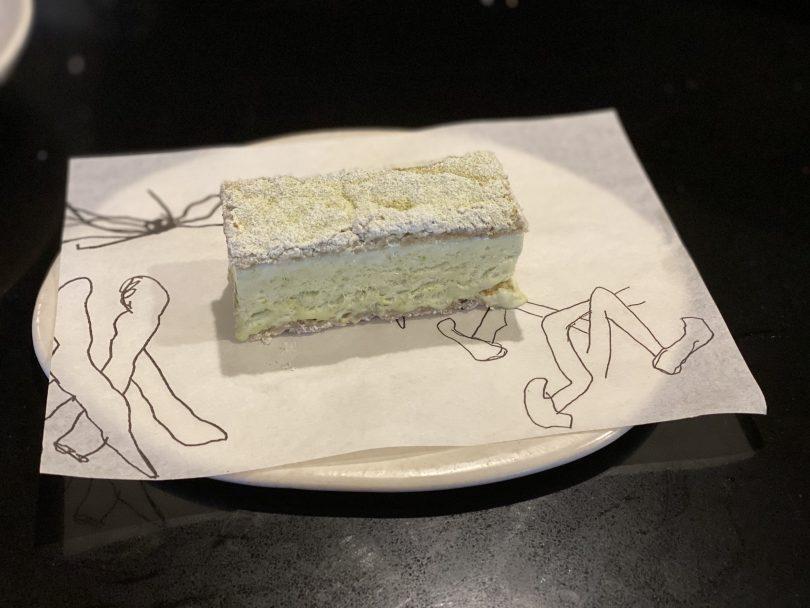 Rebel Rebel dessert