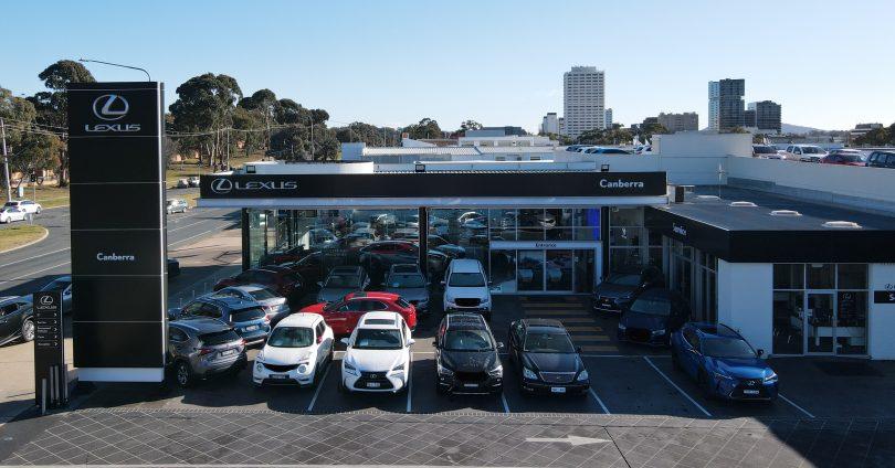 Lexus of Canberra