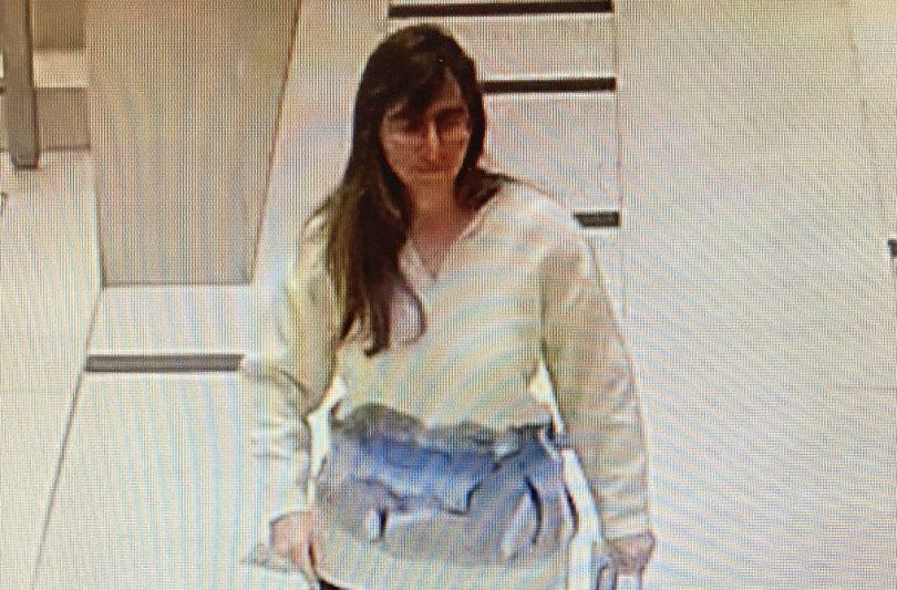 Missing person Carolyn Verey