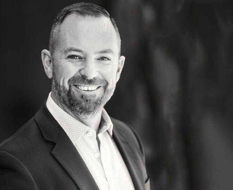 Allinsure managing director Peter Chamberlain