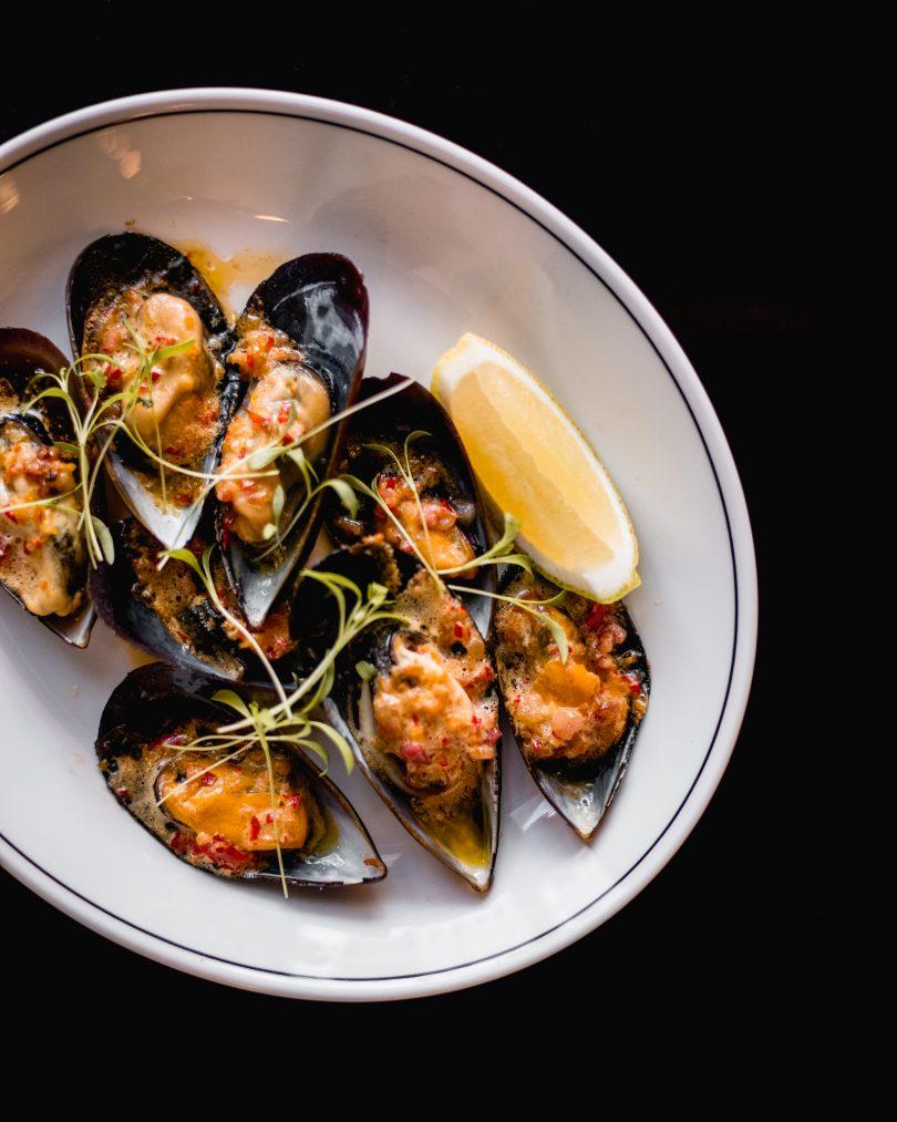 Temporada mussels
