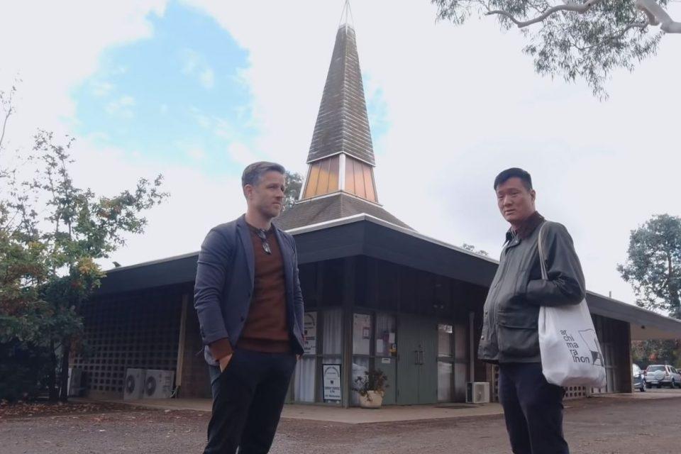 Archimarathon at the Finnish Lutheran Church in Turner, Canberra
