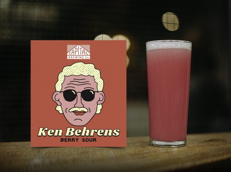 Ken Behrens logo