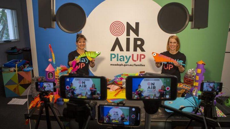 On Air PlayUp