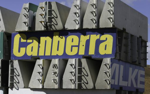 Is Canberra ready to have a crack at hosting the V8 Supercars again?