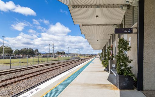 Is Canberra Railway Station a relic in need of a makeover, or a new site altogether?