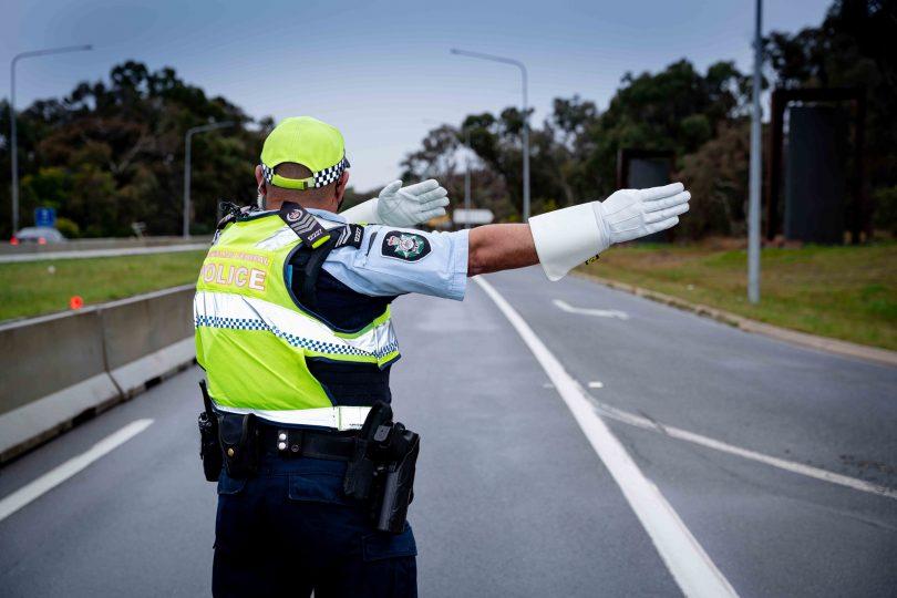 ACT Policing compliance checks