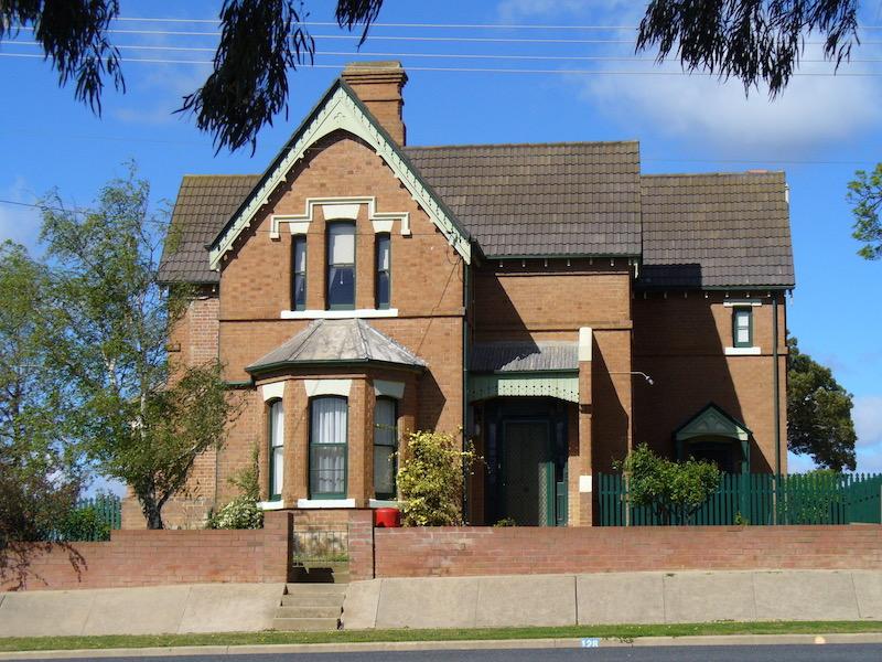 Former Christchurch rectory in West Goulburn