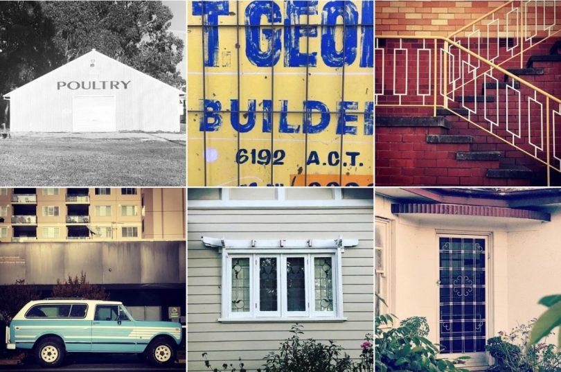 Mid-century montage