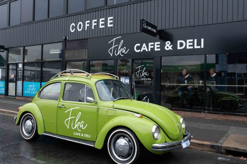 Fika Cafe and Deli