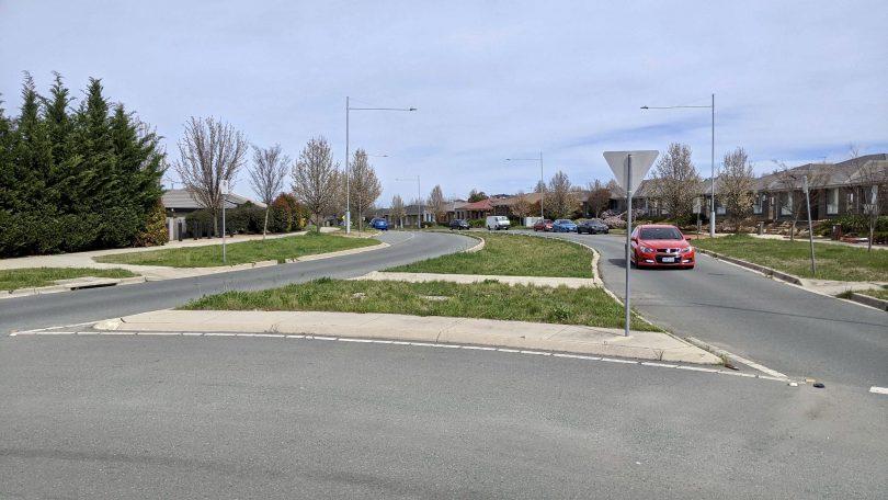 Mabo Boulevard in Bonner