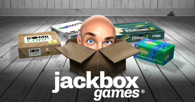 Promo for Jackbox Games