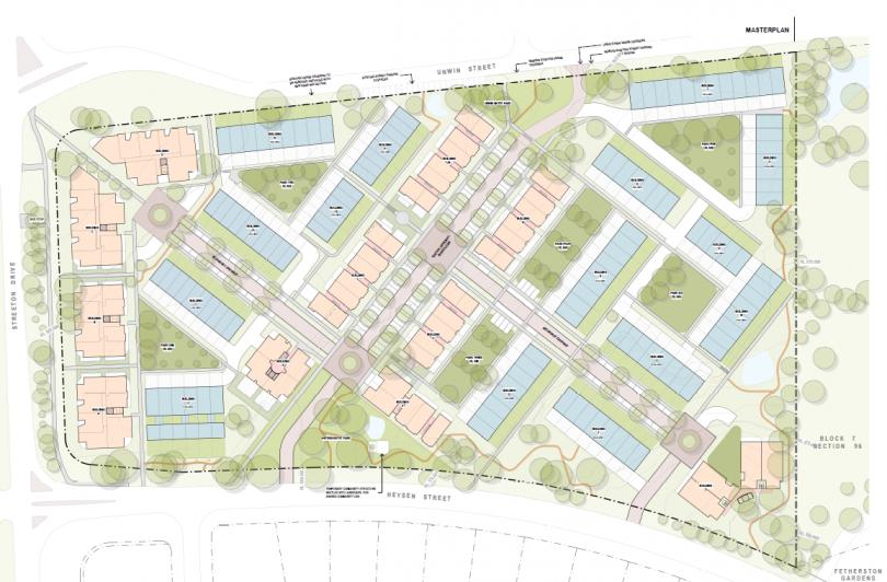 Weston Village Masterplan