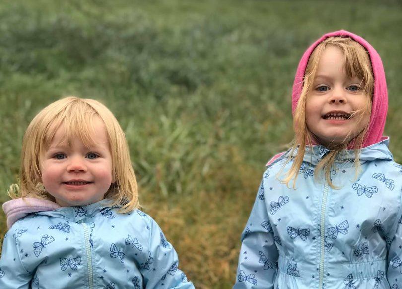 Tanya Austen's grand-daughters