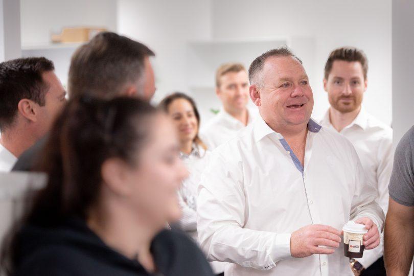 Civium Property Group CEO Doug O'Mara among company employees