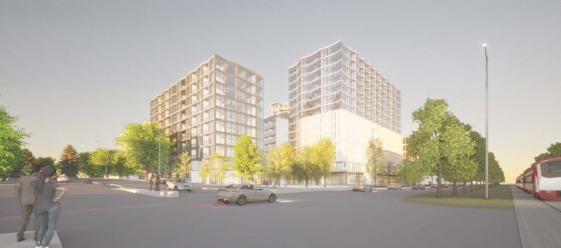 220 Northbourne Avenue development