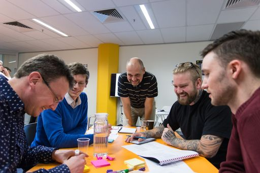 Canberra Innovation Network group