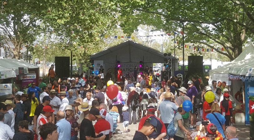 Celebration of Language festival