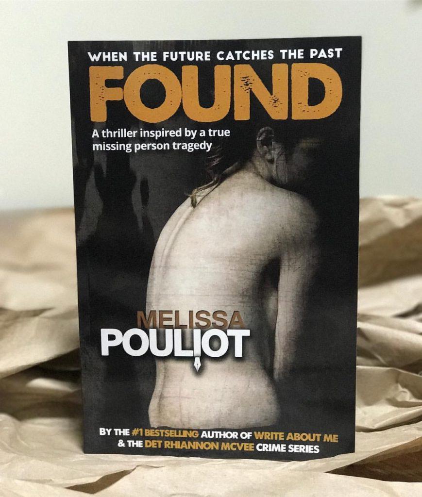 Melissa Pouloit's new novel 'Found'