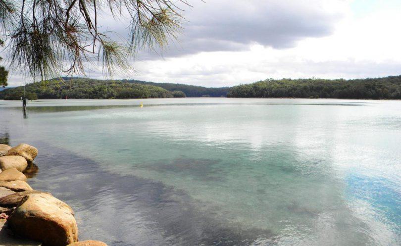 Lake Conjola. Photo: Visit NSW.