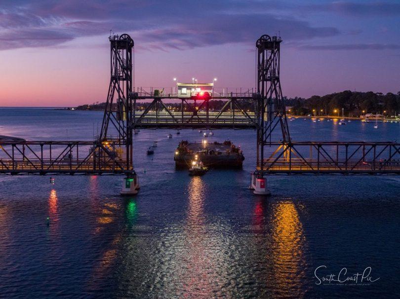 Photo: Robert Jacobs, South Coast Pix