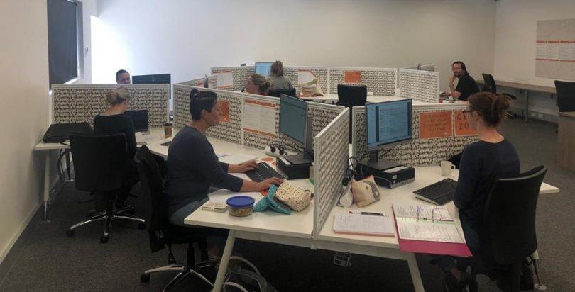 Students at CUC Far West/Broken Hill. Photo: CUC Facebook.
