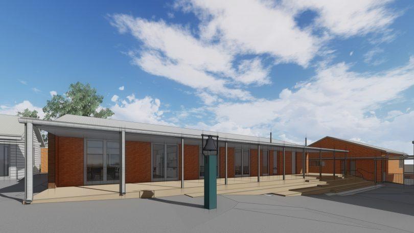 Braidwood Central School