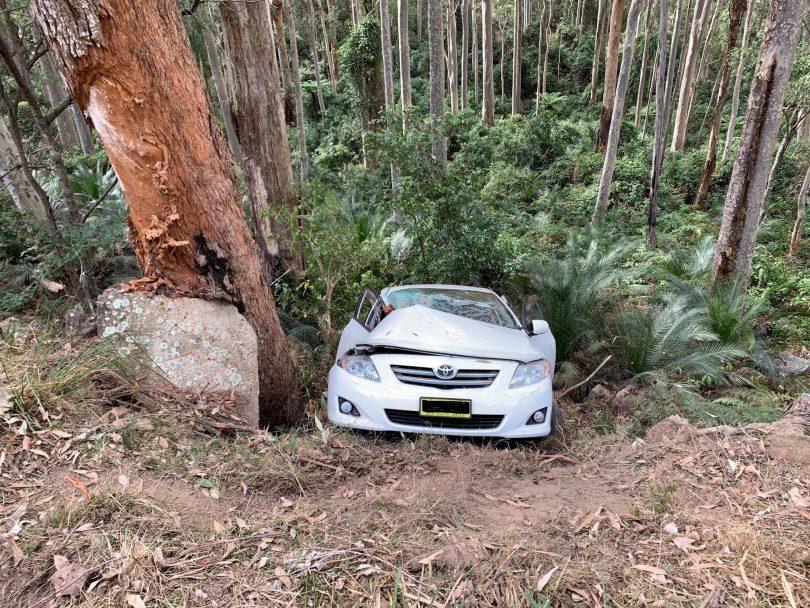 Clyde Mountain car accident, 27 Aug 2019