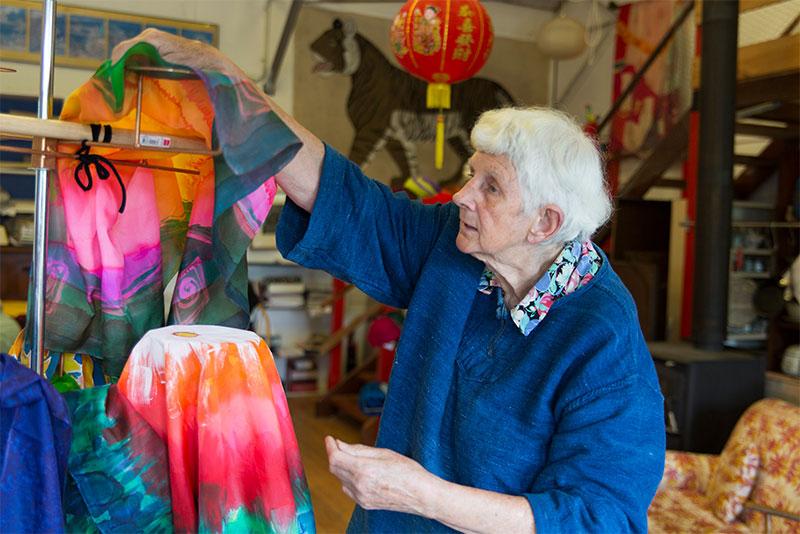Gill Burke's The Silken Tent