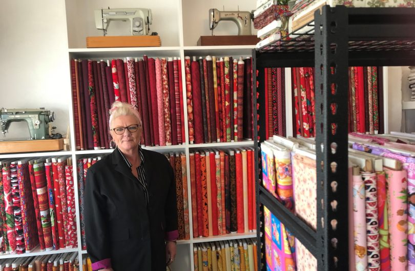 Bronwyn Hill has purchased the Braidwood Quilt Store
