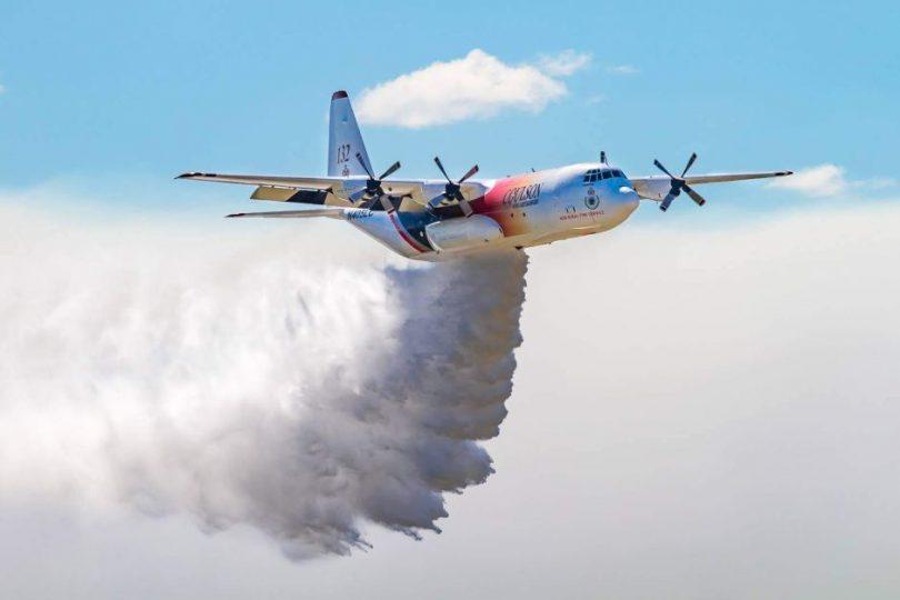 Air tanker.