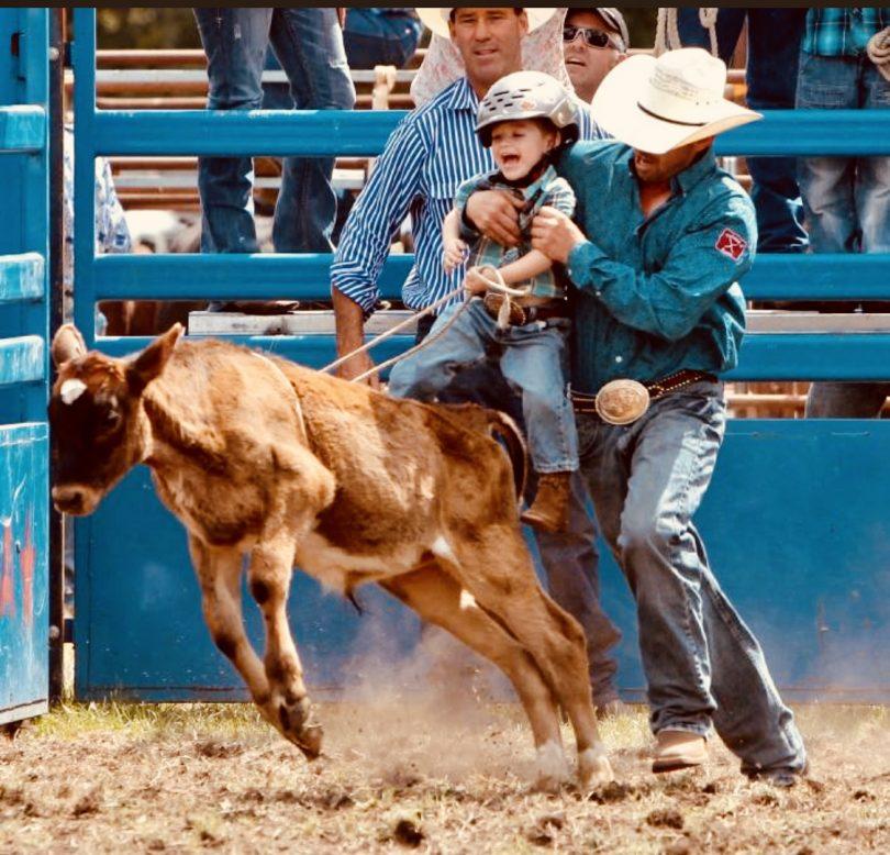 Blaze of Glory Rodeo