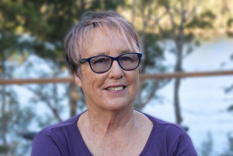 Women of Steel director Robynne Murphy.