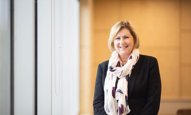 Murrumbidgee Local Health District chief cxecutive Jill Ludford.