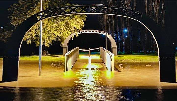 Yass floods