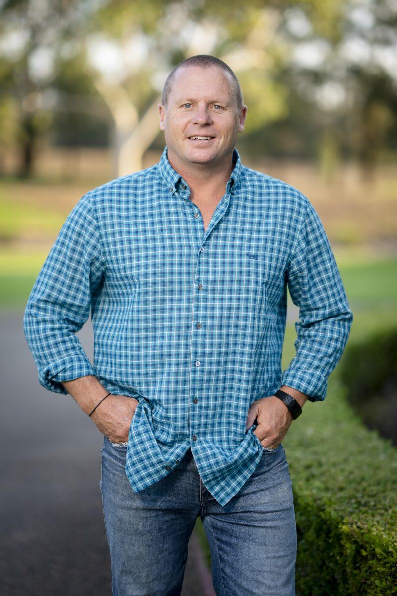Crookwell farmer Neil Seaman from Farmer Wants a Wife.