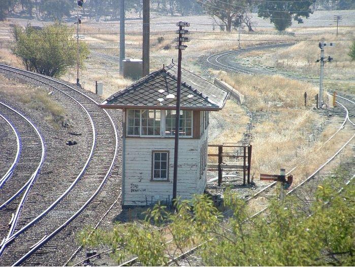 Demondrille Railway Station.
