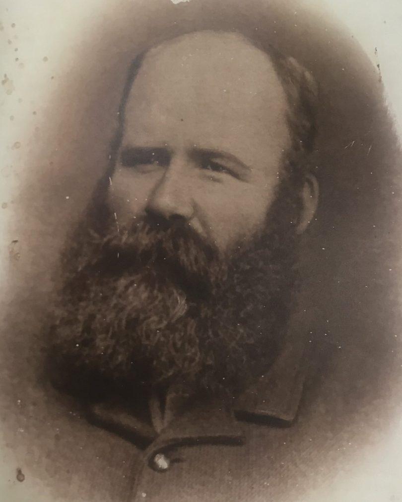 Charles Chalker.