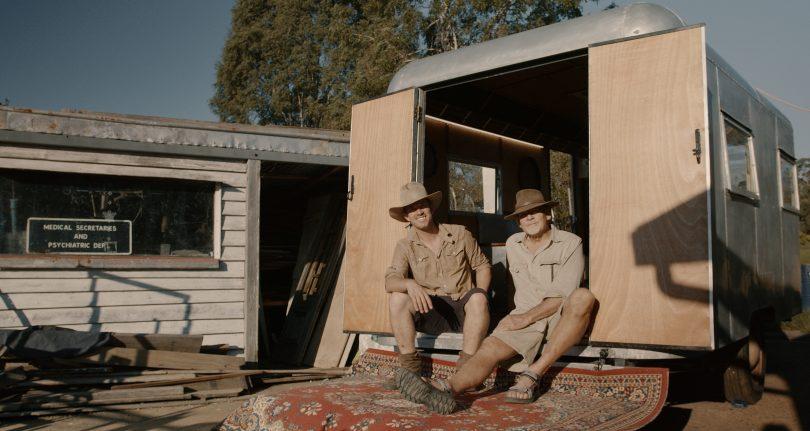 Sam's Caravan